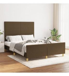 vidaXL Armario de cuarto de baño aglomerado negro 32x25,5x190 cm