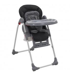 vidaXL Manguito de manos para carrito de bebé 55x25 cm azul marino