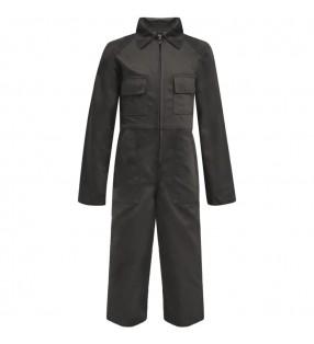 4 fundas burdeos para cojines de algodón, 50 x 50 cm