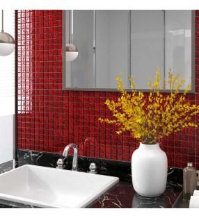 vidaXL Soporte para monopatín de pared madera de mango 25x20x30 cm