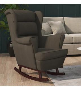 vidaXL Soporte para monopatín de pared madera de acacia 25x20x30 cm