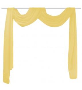 vidaXL chaqueta alta visibilidad caballero amarilla talla L poliéster