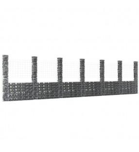 vidaXL Lona 650 g/m² 1,5x20 m azul