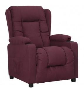 vidaXL Toldo para balcón tela oxford naranja y marrón 75x400 cm