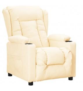 vidaXL Toldo para balcón tela oxford naranja y marrón 90x600 cm