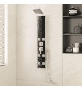 vidaXL Césped artificial con tacos PP 20x1,33 m verde