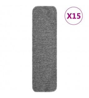 vidaXL Toldo para balcón de tela oxford gris taupe 90x300 cm