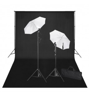 vidaXL Kit de herrajes para puertas correderas acero negro 200 cm