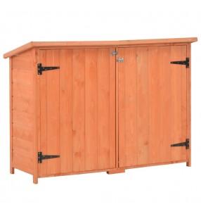 vidaXL Estera para perros rectangular marrón XL