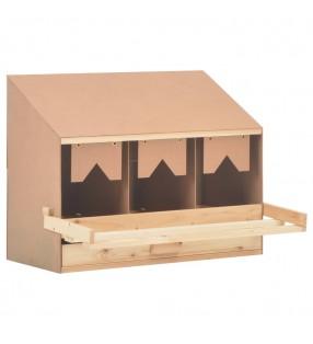 Cama nido para gatos, modelo Cubby XL
