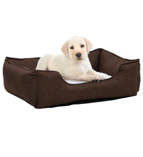 vidaXL Caja de transporte de aluminio para perros L