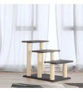 vidaXL Silla de escritorio Racing reclinable con reposapiés roja