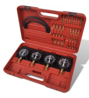 vidaXL Silla gaming con reposapiés cuero sintético azul