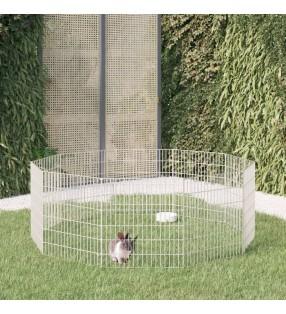 vidaXL Silla gaming con reposapiés cuero sintético verde