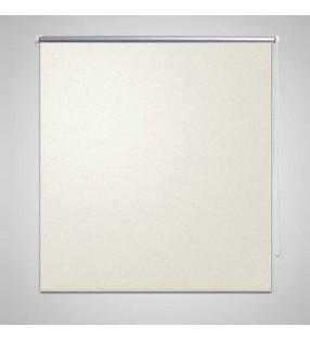 vidaXL Mesa alta negra de MDF 115x55x107 cm