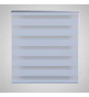 vidaXL Zapatero de tela con cubierta negro 58x28x106 cm