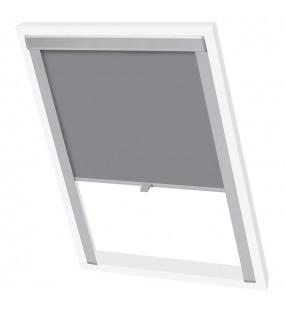 vidaXL Guantes de trabajo de PU 24 pares blanco y gris talla 10/XL