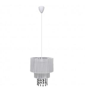 vidaXL Estante con 3 cestas tejidas de almacenamiento madera marrón