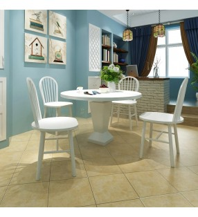 vidaXL Mesa de centro vintage con almacenaje madera reciclada