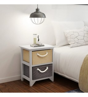 Set decorativo de lienzos para pared playa con palmera 200 x 100 cm