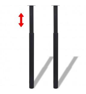 vidaXL Armario pequeño con 3 cajones madera maciza