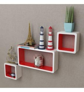 vidaXL Sofá cama de poliéster gris