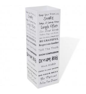 vidaXL Sillón reclinable de 3 plazas de cuero artificial negro