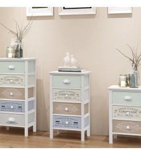 4 Patas de Mesa Regulables en Altura 1100 mm (Color Negro)