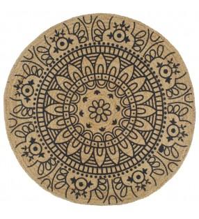 vidaXL Camisa de vestir de hombre talla L blanca