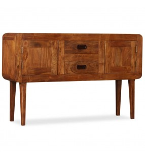 vidaXL Armario de TV Look Contemporáneo 90x39x38,5 cm Madera de Color Gris