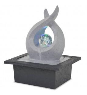 vidaXL Mueble para TV roble en forma de L